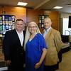 John Chase, Denise Wadsworth and Steve Garrett