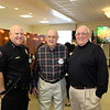 Police Chief John Incontro, Fritz Seares and John Jones