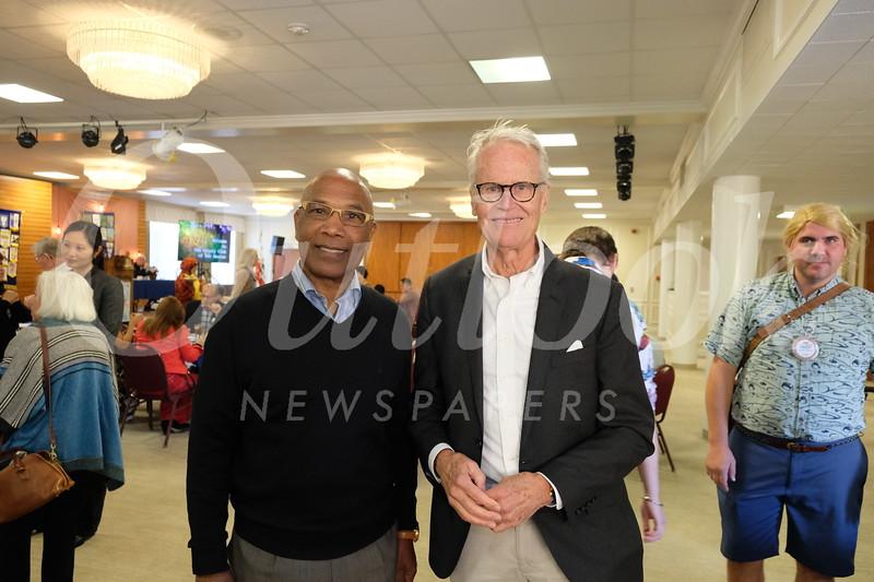 James Nash and Rod Perth