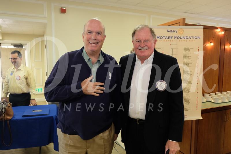 Steve Talt and Bob Houston