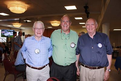 Cal Taylor, Steve Talt and Chuck Miller