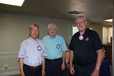 Shody Chow, Chris Datwyler and Emile Bayle