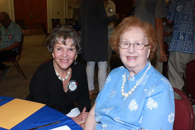 Lois Derry and Alice Shulman