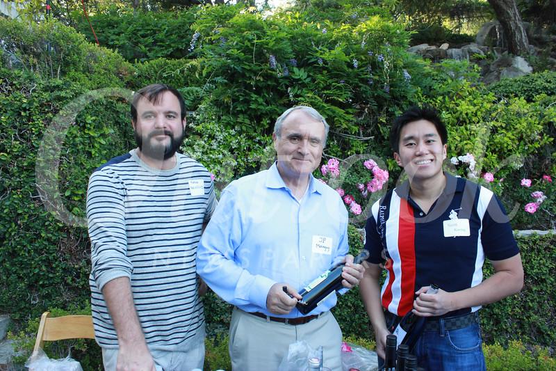 Pierre Mainguy, J P  Mainguy and Scott Kwong
