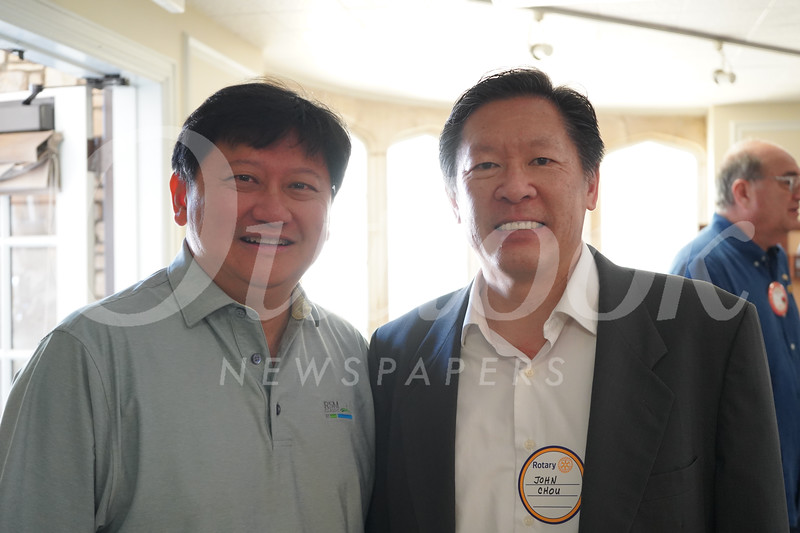 David Wang and John Chou
