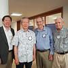John Chou, Shody Chow, Wray Cornwell and Lee Mothershead