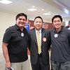 Calvin Lo, Jonathan Duong and Scott Kwong