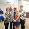 Lois Derry, Steve Garrett, Denise Wadsworth and Sue Spence