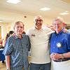 Wayne Carter, Peter Corzo and Bill Payne