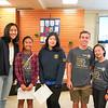 Rotary Interact Kids Zoe Yang, Cassandra Liong, Rennie Chen, Lucas Levy and Cassandra Huang