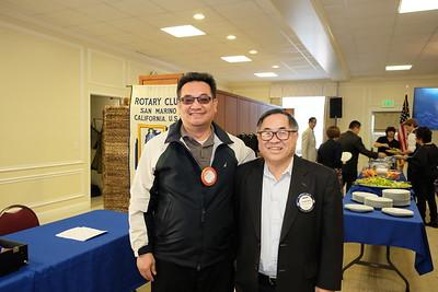 John Chang and C. Joseph Chang