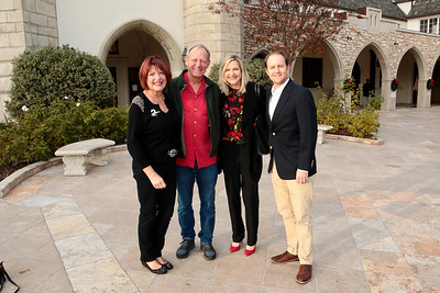 Sandy and Jeff Berg with Kristen and Steve Todd