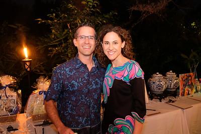 Mark and Danica Hughes