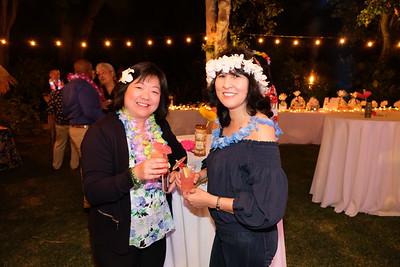 Kristina Woo and Rosemary Graham