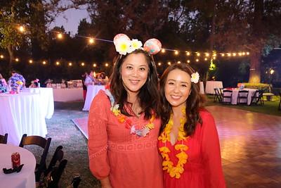 Grace Navarrete and Chris Yoo