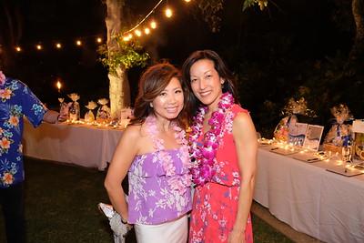 Susan Lim and Kimi Yu