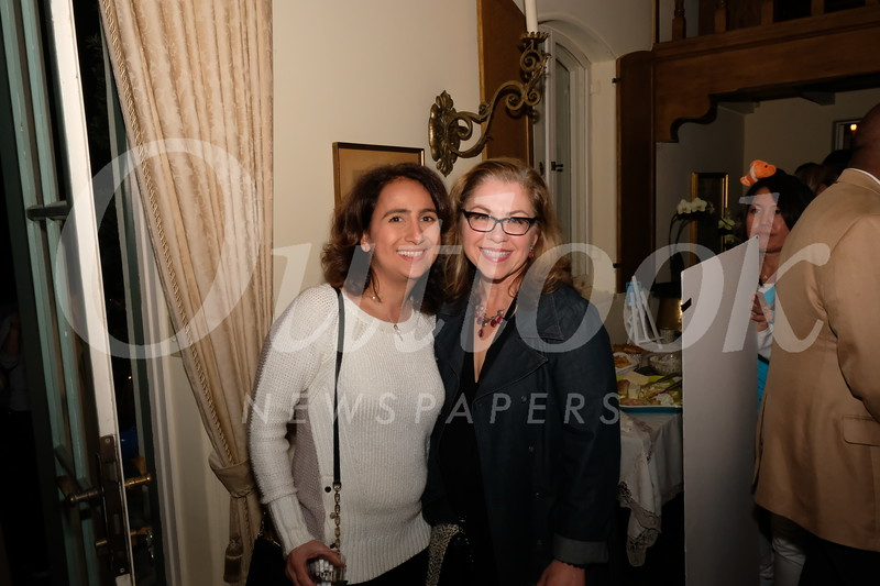 Sue Nesnas and Lynette Sohl