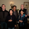 Kieran and Josie Hand, David Phung, and David and Keiko Jacques