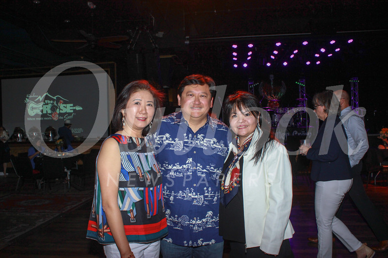 Nancy Lee, David Wang and Chun-Yen Chen
