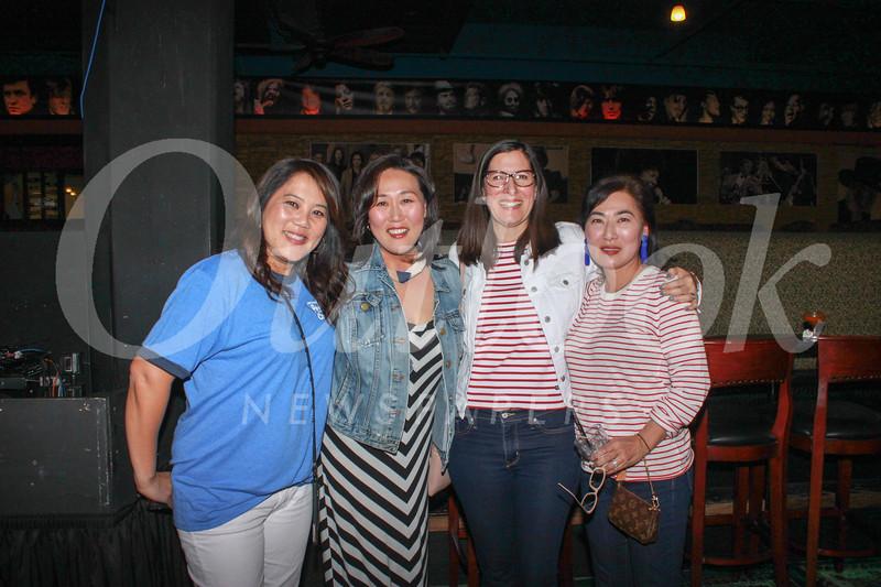 Grace Navarrete, Diana Glasse, Lisette Moggio and Alice Song