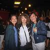 Abby Cheng, Justene Pierce and Helen Spitzer