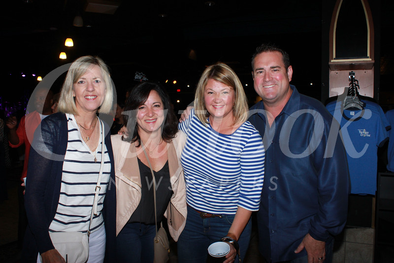 Kerry Lovelock, Nicolette Fuerst, Marci Wendling and Jay Fuerst