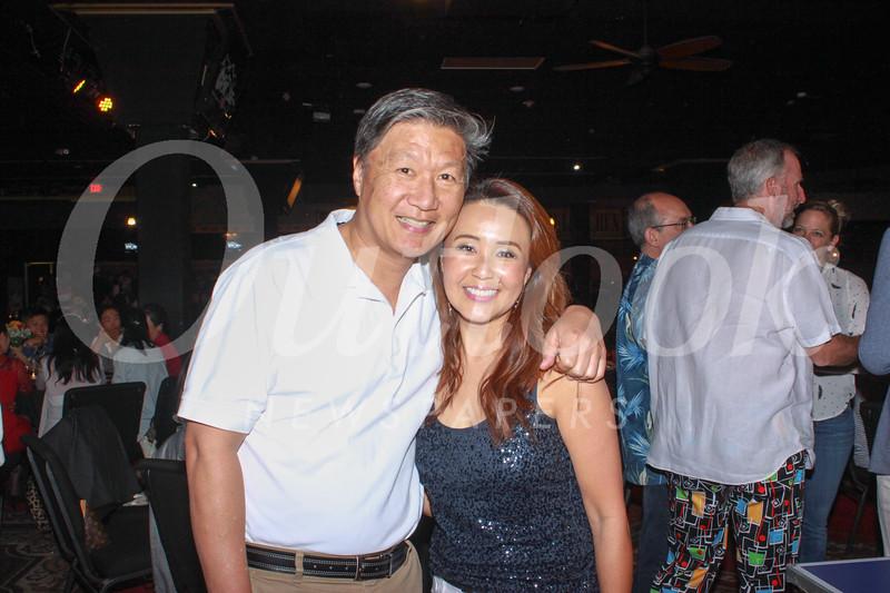 Tim and Chris Yoo