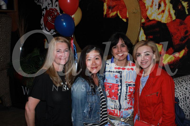 Jaime Gertmenian, Helen Phan, Carla Figueroa and Evette Ramsay