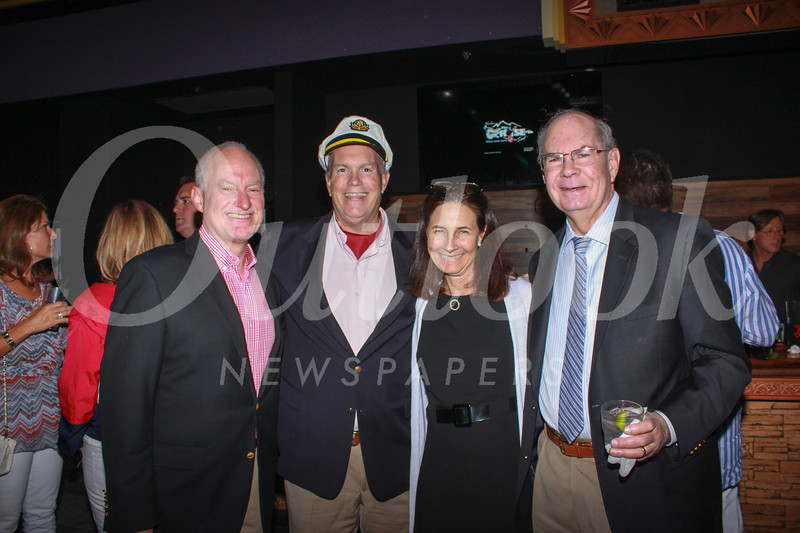 John Ramsay, Steve Talt, Leslee Talt and Chris Norgaard