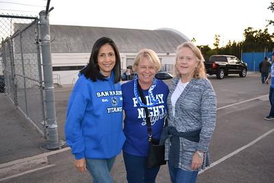 Gabrielle Carlton, Beth Davis and Mindy Cronik