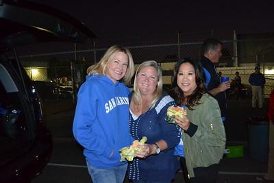 Stacey Conzonire, Debi Cribbs and Lisa Herren