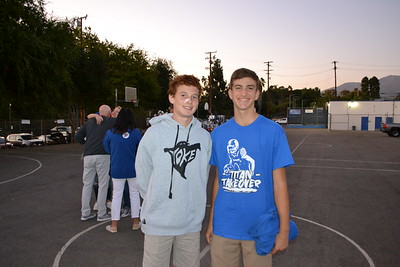 Max Grizzell and Logan Collazo