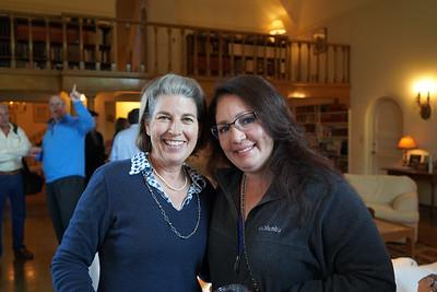 Ann Boutin and Christine Valenzuela