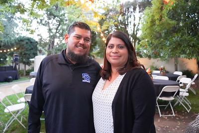 Jose and Cecile Quezada