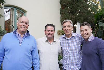 Steve Talt, Brian Snaer, John Byrne and Sam Boutin