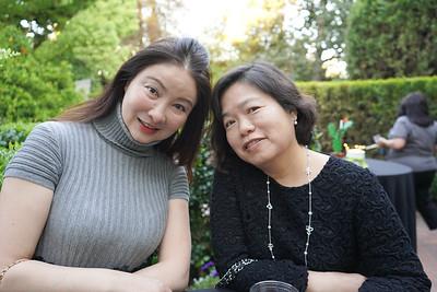 Phoenix Cai and Helen Pan