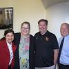 Hilda Martinez, Liz Hollingworth, D.R. Moreland and Keith Derrick