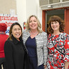 Shelley Ryan, Gretchen Shepherd Romey and Deb Kallas