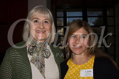 IMG_0256 KIm Covey (treasuere) and Linda Gutierrez