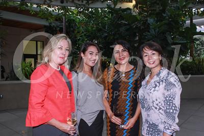 8053 Gretchen Shepherd Romey, Monica Wang, Shana Bayat and Kaili Chang