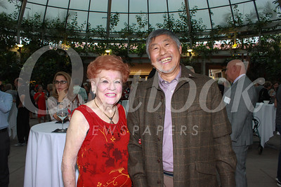 8057 Lucille Norberg and Isaac Hung