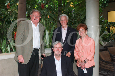 8046 Bob Houston, Tom Santley, Ann Ward and Richard Ward
