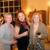 Petra Goldsmith, Rosa Madrigal and Pam Osgood