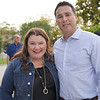 Annette Ermshar and Dan Monahan