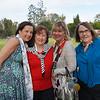 Mariane Simon, Rebecca Harris, Michelle Wien and Ellen Yeany