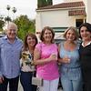 Lynn and Ileana Mutch, Joanne McCloskey, Deanna Converse and Shana Bayat