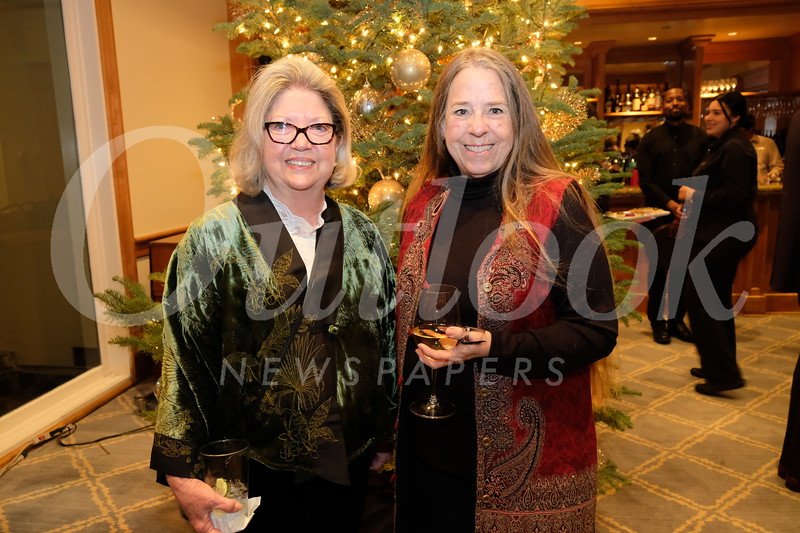 Mary Ann Ploy and Margit Holakoui