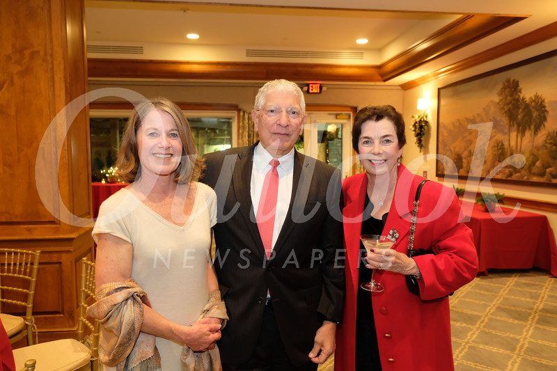 Janet Moore, Tony Phillips and Beverly Marksbury
