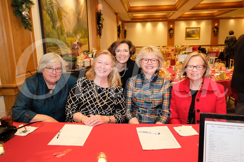Margaret Quigley, Cheryl Nickel, Barbara Phillips, Charlotte McDonald and <br /> Phyllis Crandon