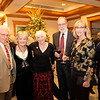 Ed de Beixedon and Cynthia Bennett, Robin Stafford, Tony Koerner and Norah Morley